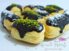 Eclair Recipe | Turkish Style Cooking