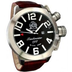 Tauchmeister 53mm XXL mens watch T0225