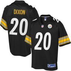 Brandon Dixon Pittsburgh Steelers NFL Pro Line Youth Player Jersey - Black - $74.99