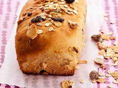Myslileipä - Reseptit Christmas Bread, Joko, Bread Recipes, Banana Bread, Good Food, Desserts, Baking Ideas, Foods, Kitchen
