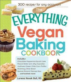 """""""The Everything Vegan Baking Cookbook."""""""