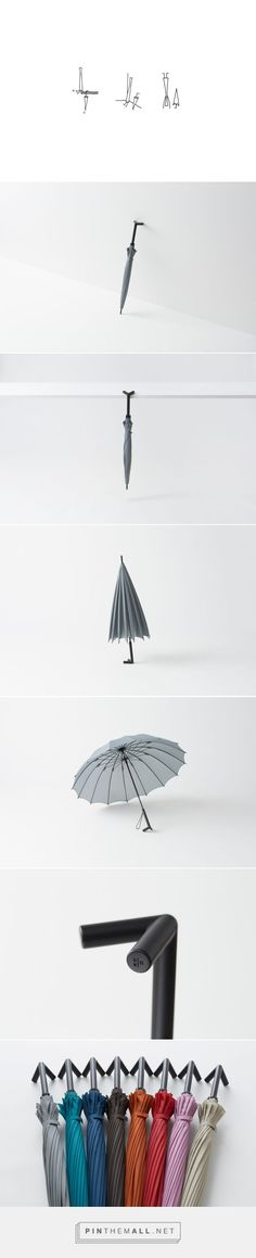 stay-brella | nendo  add to reduce / material