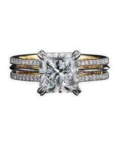 Alexandra Mor Engagement Ring