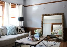 Erin & Rob's Stylish & Glam Family Pad House Tour   Apartment Therapy