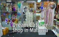 Did you know that there is aDream Catcher Shop in Malaysia? Yes, it is located in Damansara Perdana in Petaling Jaya, five minutes drive from The Curve Shopping centre and IKEA PJ. Currently,Green Daunis only one actual walk-in dream catchershop in Malaysia, but you may be able to find some retail outlets or craft bazaars …