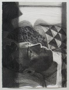 End of the Road: Matt Bollinger at Zürcher Gallery Figure Painting, Figure Drawing, Monochromatic Art, Conceptual Drawing, Graphic Novel Art, Collage, Gcse Art, Art Inspo, Art Drawings