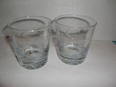 Vintage Eamon Glass Ireland Irish Crystal Thistle Whiskey Liquor Glass Set of 2 | eBay