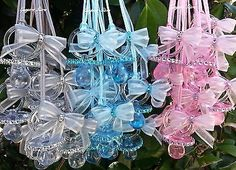 Pacifier Necklaces Baby Baby Shower Game Favors Prizes Decorations U~Pick Color in Home & Garden, Greeting Cards & Party Supply, Party Supplies Fiesta Baby Shower, Baby Shower Parties, Baby Boy Shower, Shower Party, Shower Gifts, Baby Shower Bouquet, Baby Shower Game Prizes, Baby Shower Cupcake Toppers, Baby Shower Decorations For Boys