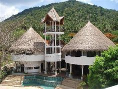Koh Tao Cabana Resort, Koh Tao, Thailand  Get the Best Rates here  http://www.lowestroomrates.com/avail/hotels/Thailand/Koh-Tao/Koh-Tao-Cabana-Resort.html?m=p  When you stay at Koh Tao Cabana Resort in Koh Tao, you'll be by the ocean and convenient to Sairee Plaza and Ko Nang Yuan. This 4-star resort is within close proximity of Mae Haad Clinic and Koh Tao Post Office.  #KohTaoCabanaResort #KohTaoResorts