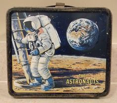 Vintage 1969 lunchbox