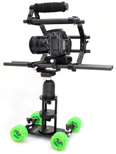sick dolly for your dslr