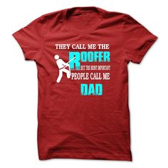 7c2fc96e They Call Me The Roofer Dad T Shirt Christmas Shirts, Christmas Sweaters,  Best Rap