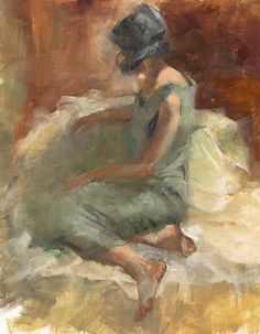 Judythe Sherwood : Impressionistic Oil Painter