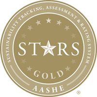 UNH Rated STARS Gold in 2011
