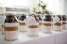 Ideias de lembrancinhas de casamento – doces no pote