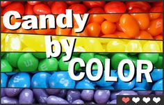 a website where you can buy bulk candy by color! Temptation Candy! Your Favorite Online Candy Store!