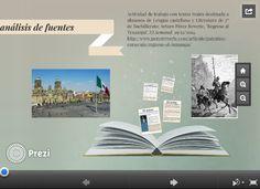 Una estupenda guía para analizar las fuentes de información, por María De La Luz Romero Rodríguez, en su blog:  http://estelashayenlamar.blogspot.com.es/p/guia-de-analisis-de-fuentes.html