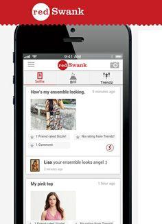 Super cool app... got a style, then swank it!!!  http://www.redswank.com/
