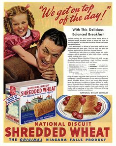 Dad suddenly realizes that Mimsy is a little too energized by that Shredded Wheat.