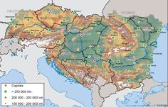 The decision to interconnect the region of the Danube River for improving mobility and multimodality by developing inland waterways, as well as road, railway an
