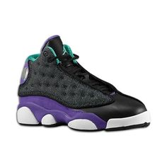 new product 2a9c9 7d951 Jordan Retro 13 Girls  Preschool ( 75) ❤ liked on Polyvore featuring shoes,  jordans and sneakers