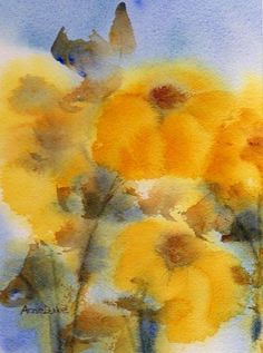 Healing Garden Painting by Anne Duke - Healing Garden Fine Art Prints and Posters for Sale