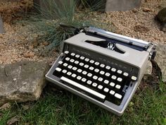 Vintage 1960s Tower Constellation Typewriter And By