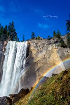 Vernal Fall in all its glory!