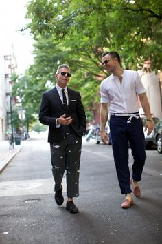 NICK WOOSTER is everything!
