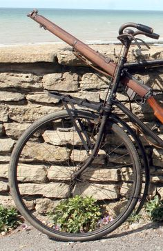 » 1916 New Hudson Military Model No 101 The Online Bicycle Museum