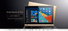 Onda OBook 20, une tablette dual boot Android/Windows pour 125.67€