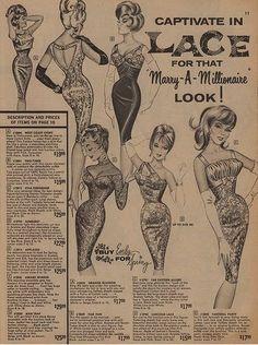 Vintage Fredrick's of Hollywood Catalog