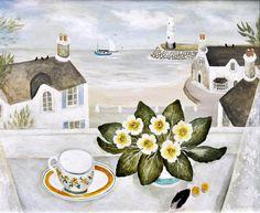 Sarah Bowman Naive Art, Painting & Drawing, Still Life, Folk Art, Paper Crafts, Canvas, Gallery, Drawings, Illustration