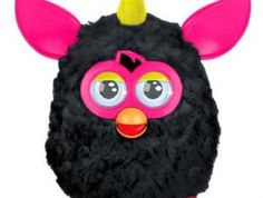 Furby Punky Pink (Black & Pink Furby) 2012 Limited Edition Now Released - Find, Compare the BEST prices and SAVE today on Punky Pink Furby!