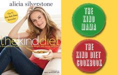 Alicia Silverstone is writing two new vegan books! I love her first one so I'm sure these we'll be great too.