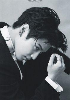 160922 #SHINee - GQ Korea Magazine October Issue #Taemin