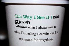 Quran> Music