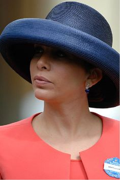Princess Haya of Jordan at Royal Ascot 2011