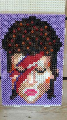 David Bowie hamabeads