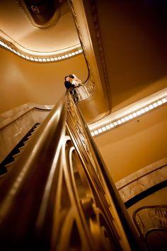 Peabody Opera House Weddings (Grand Lobby) Photo courtesy of Sal Cincotta