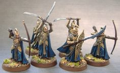 warhammer high elves miniatures - Google Search