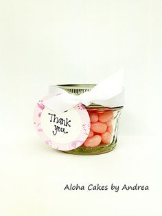 Baby Shower Favors It's A Girl/Baby Girl by AlohaCakesbyAndrea, $10.00