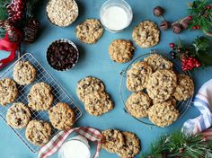 Oatmeal Raisin Cookies Recipe - Genius Kitchen