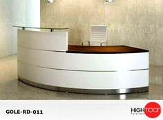 UK's Leading Range of Luxury Reception and Office Furniture. Browse the Scene - Curved reception desk 4 and Contact us For Details. Dental Reception, Curved Reception Desk, Salon Reception Desk, Reception Furniture, Reception Desk Design, Reception Counter, Office Reception, Modern Reception Area, Curved Desk