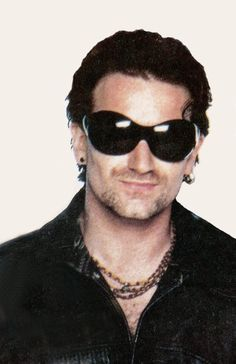 Bono as The Fly...best era for him in my opinion...doesn't get any sexier