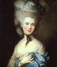From the Archives: The Truth about the Big Hair of the 1770s: Part One