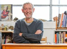 "Michael Rosen: Why curiosity is the key to life. Rosen recounts the story of David Attenborough finding an animal bone in the garden as a boy and taking it to his father, a GP, who pretended not to recognise it. Instead, they pored over zoology and anatomy books together: ""They shared the excitement of discovery."""