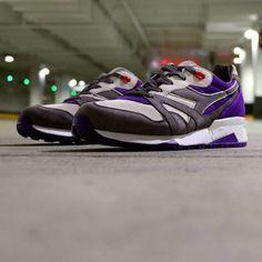 sports shoes 15c13 1bfe1 BAIT x Hasbro x Diadora N.9000
