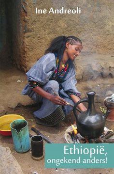 Nieuw 2013 'Ethiopië ongekend anders!', is een boek voor lezers en reizigers die meer willen weten over het land Ethiopië. Ine Andreoli neemt u mee naar bijzondere plekken en interessante bevolkingsgroepen...