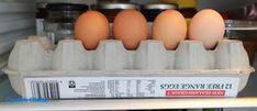 Carole's Chatter: Foodie Friday – Double Decker Egg Storage Kitchen Hacks, Kitchen Gadgets, Egg Storage, Cooking Tips, Quotations, Eggs, Friday, Simple, Food